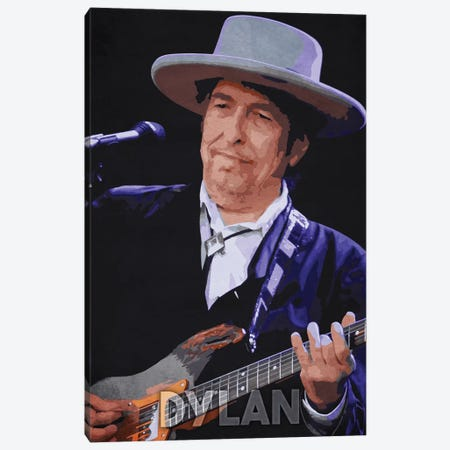 Dylan Canvas Print #DUR194} by Durro Art Canvas Artwork