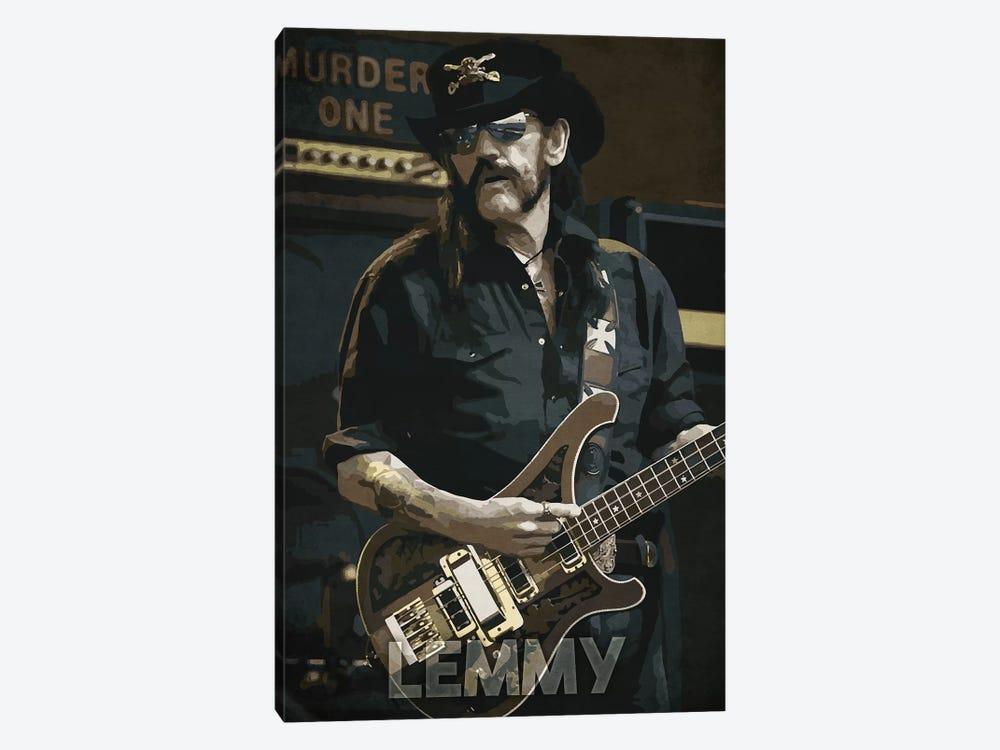 Lemmy K by Durro Art 1-piece Art Print