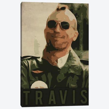 Travis 3-Piece Canvas #DUR228} by Durro Art Canvas Art Print