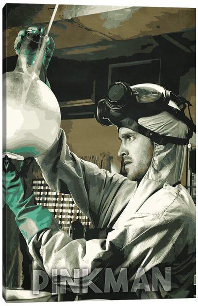 Jesse Pinkman Canvas Art Print