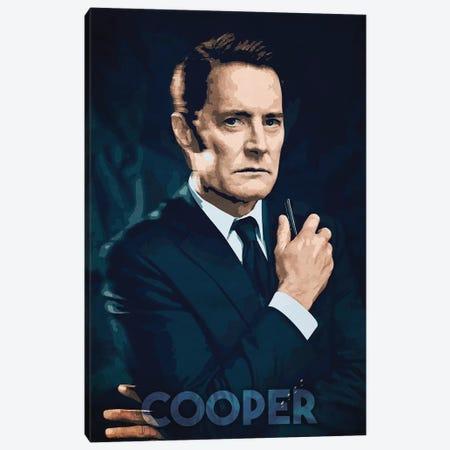 Cooper Canvas Print #DUR241} by Durro Art Canvas Art Print
