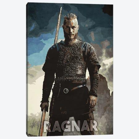 Ragnar Canvas Print #DUR262} by Durro Art Art Print