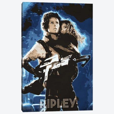 Ripley Canvas Print #DUR263} by Durro Art Canvas Print