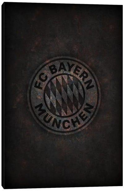 Bayern Canvas Art Print