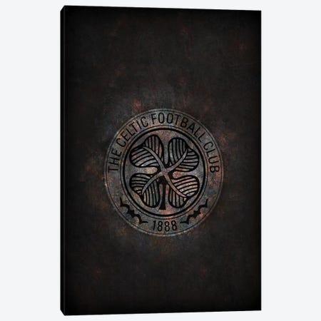 Celtic Canvas Print #DUR279} by Durro Art Canvas Art