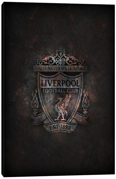 Liverpool Canvas Art Print