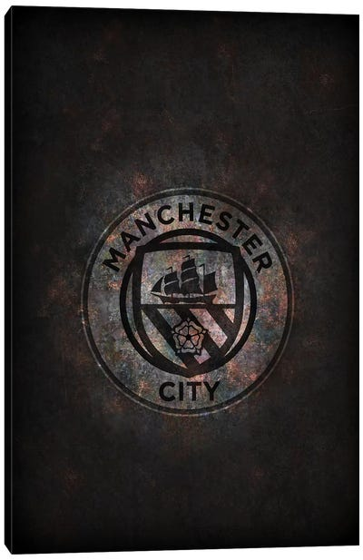 Manchester City Canvas Art Print