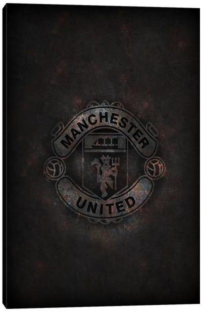 Manchester United Canvas Art Print