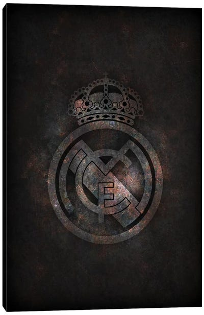 Real Madrid Canvas Art Print
