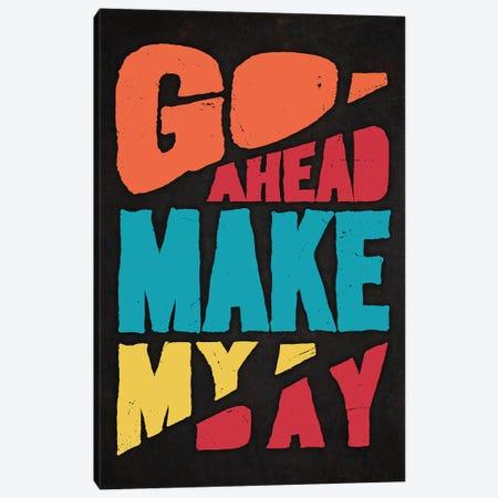 Go Ahead Canvas Print #DUR294} by Durro Art Canvas Print