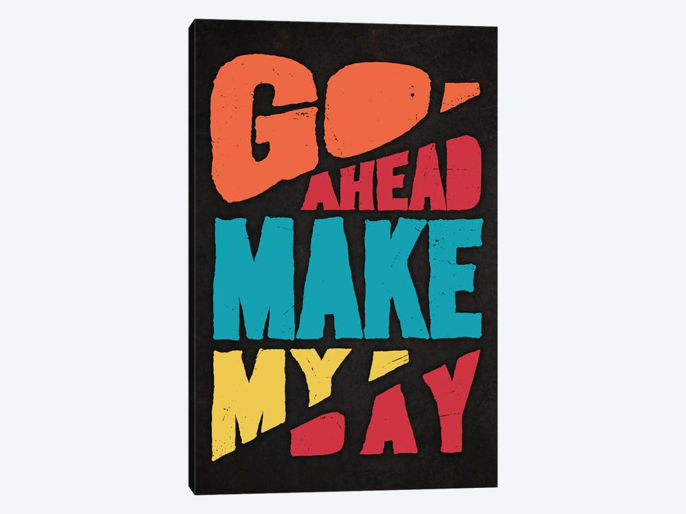 Go Ahead by Durro Art 1-piece Canvas Art