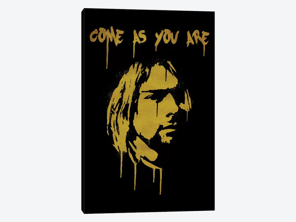 Come As You Are by Durro Art 1-piece Canvas Wall Art