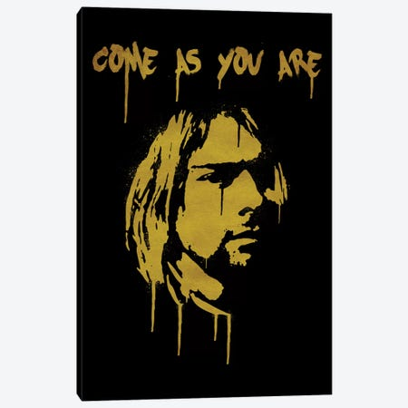 Come As You Are Canvas Print #DUR29} by Durro Art Canvas Artwork