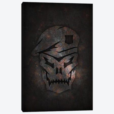 Black Ops Canvas Print #DUR313} by Durro Art Art Print