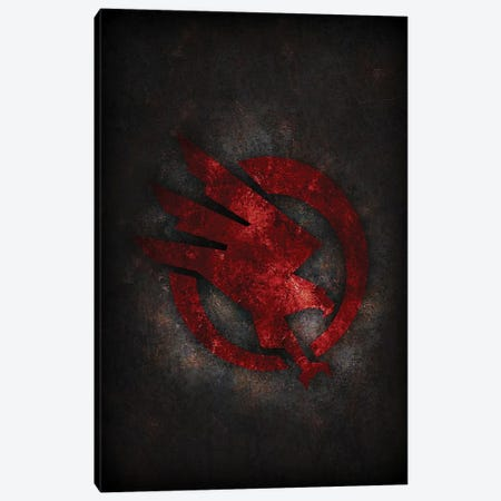 Command And Conquer Red Canvas Print #DUR316} by Durro Art Canvas Art