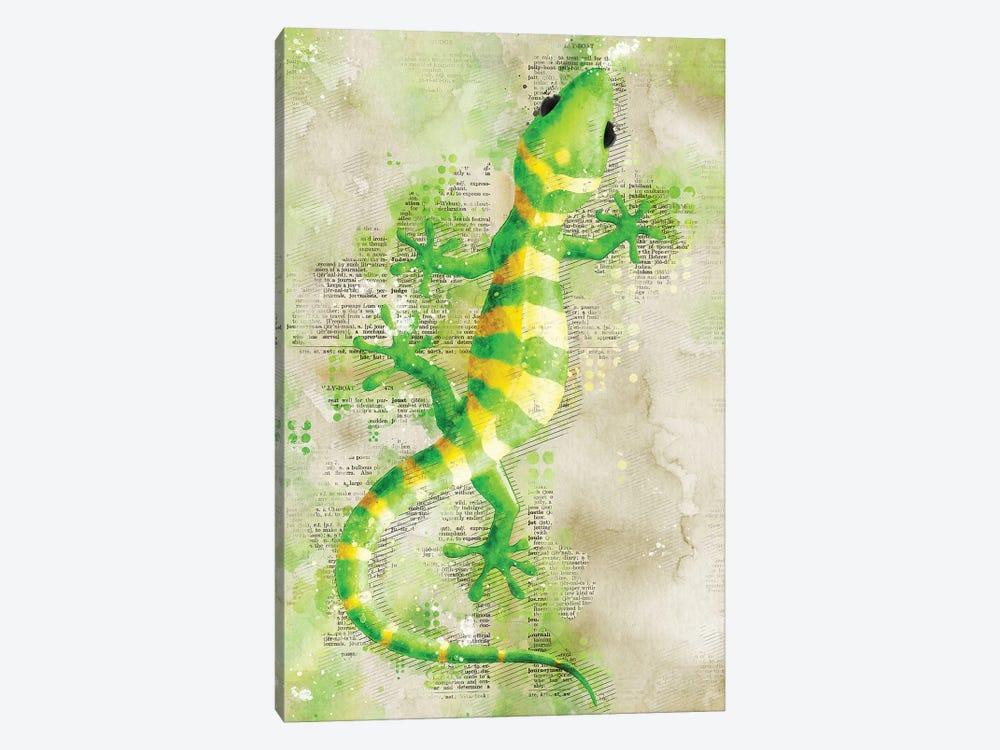 Lizard by Durro Art 1-piece Canvas Print