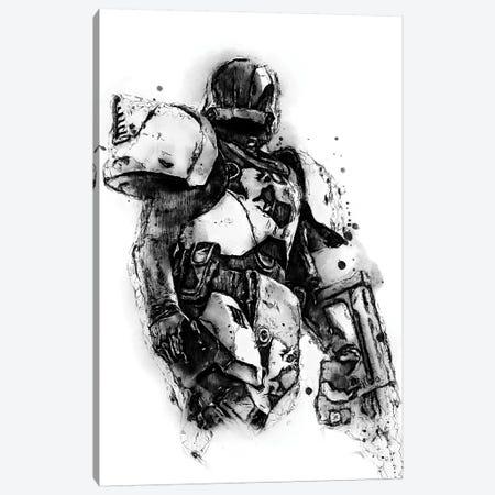 Destiny Titan Canvas Print #DUR383} by Durro Art Canvas Artwork