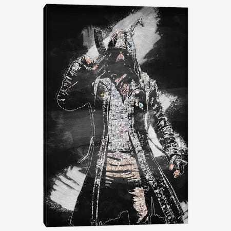 PUBG Soldier Canvas Print #DUR408} by Durro Art Canvas Art Print
