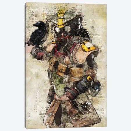 Bloodhound Canvas Print #DUR411} by Durro Art Canvas Artwork