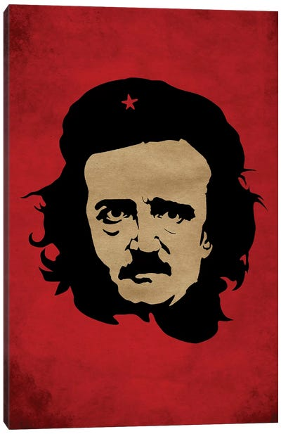 Poe Che Canvas Art Print
