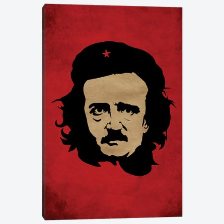 Poe Che Canvas Print #DUR41} by Durro Art Canvas Art