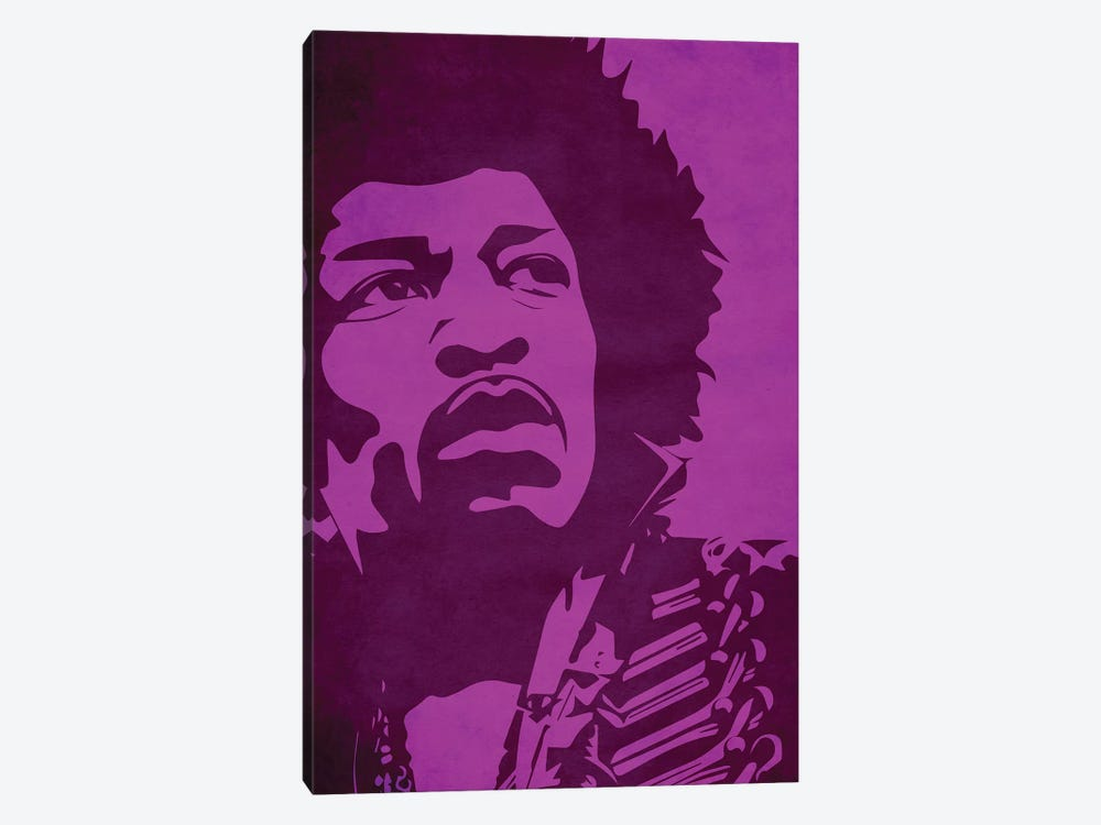 Purple Haze 1-piece Art Print