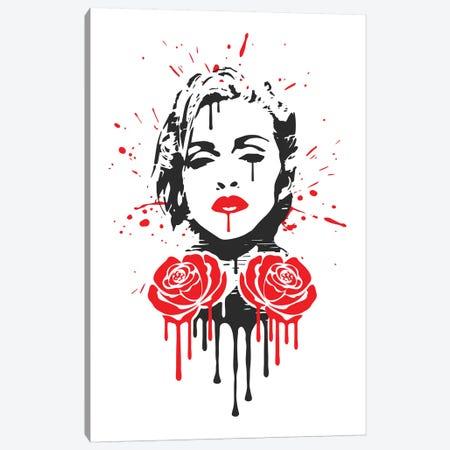 Rebel Heart Canvas Print #DUR43} by Durro Art Canvas Art