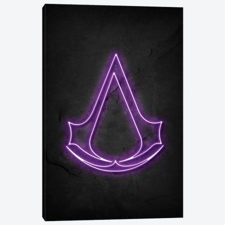 Assassins Creed Canvas Print #DUR461} by Durro Art Art Print
