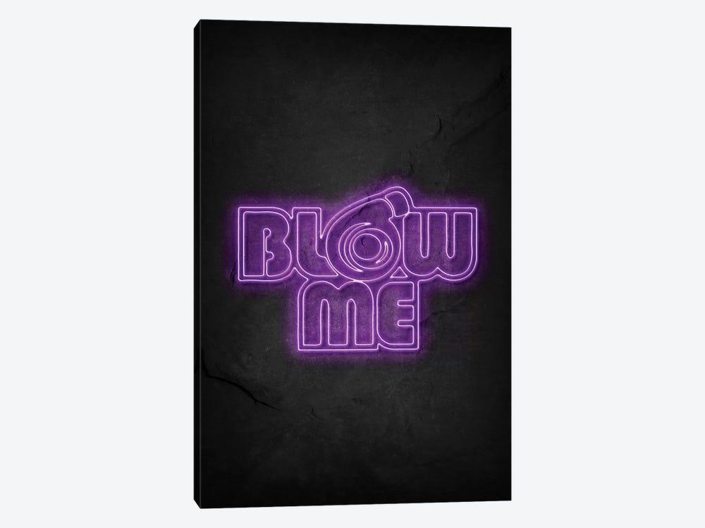Blow Me by Durro Art 1-piece Canvas Print