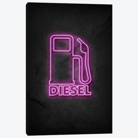 Diesel Canvas Print #DUR496} by Durro Art Canvas Art Print