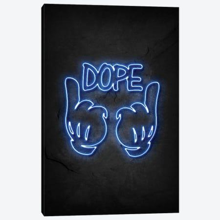 Dope Canvas Print #DUR497} by Durro Art Canvas Art Print
