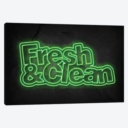 Fresh And Clean Canvas Print #DUR499} by Durro Art Canvas Artwork