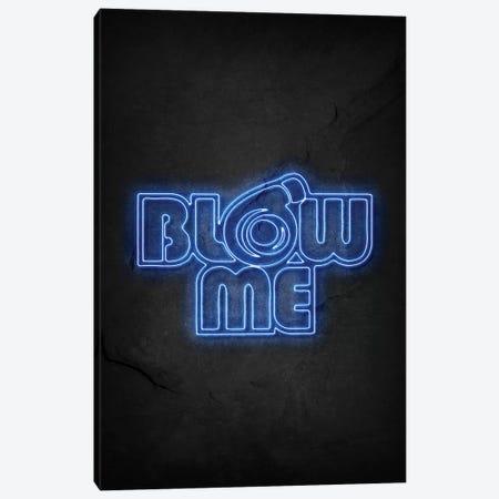 Blow Me 2 Canvas Print #DUR523} by Durro Art Canvas Art