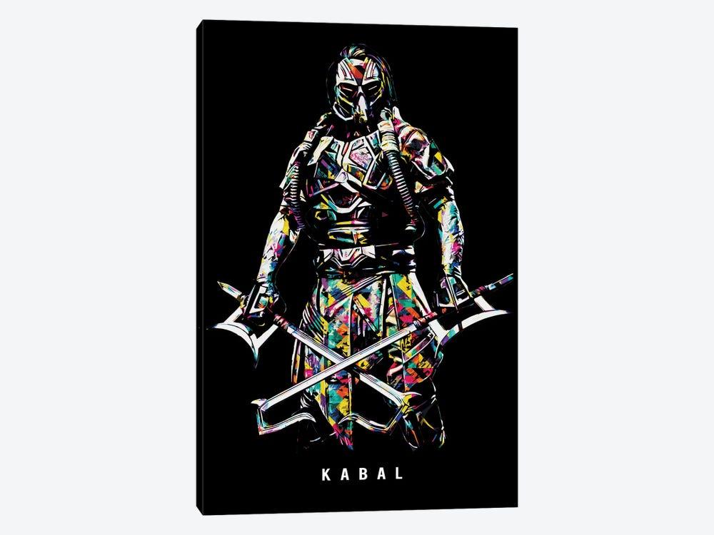 Kabal by Durro Art 1-piece Art Print