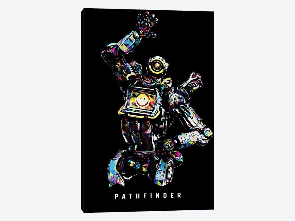Pathfinder by Durro Art 1-piece Canvas Art