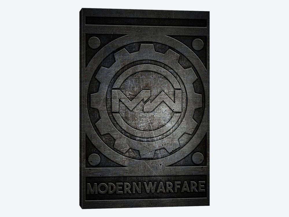 Modern Warfare Metal by Durro Art 1-piece Canvas Wall Art