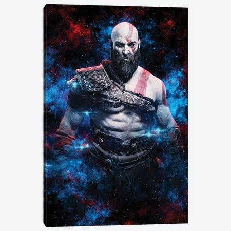 Kratos Nebula Canvas Print #DUR821} by Durro Art Canvas Print