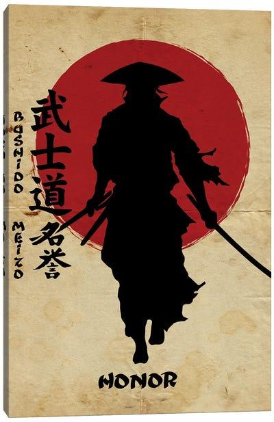 Bushido Honor Canvas Art Print