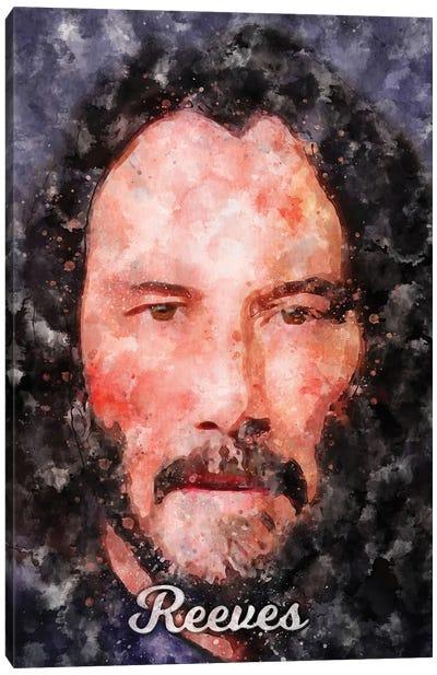 Reeves Watercolor Canvas Art Print