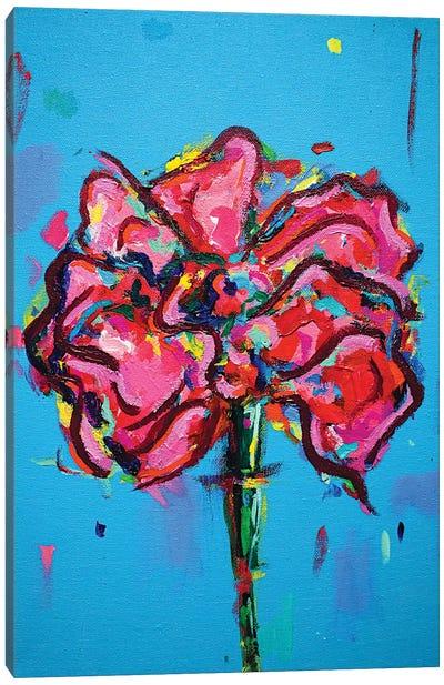 Carnation Canvas Art Print