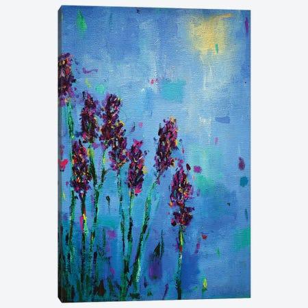 Lavender Canvas Print #DUW19} by Dawn Underwood Canvas Wall Art
