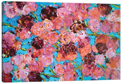 Blossoms Canvas Art Print