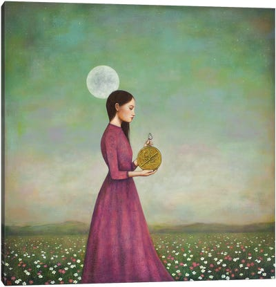 Counting On The Cosmos Canvas Art Print
