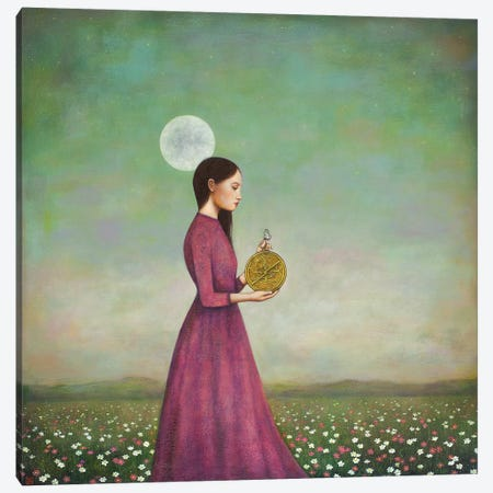 Counting On The Cosmos Canvas Print #DUY6} by Duy Huynh Canvas Artwork