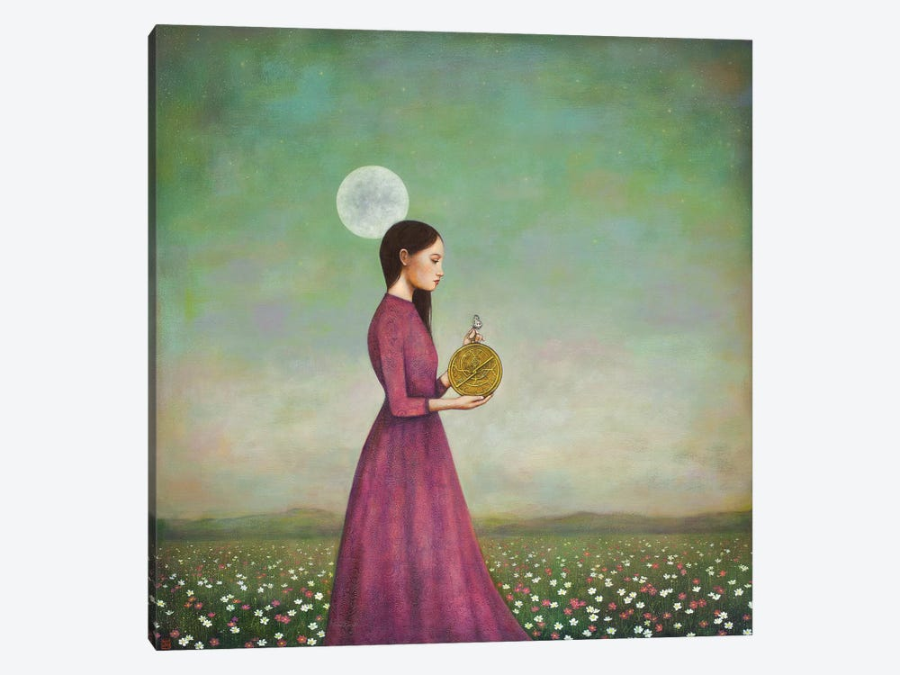 Counting On The Cosmos by Duy Huynh 1-piece Art Print