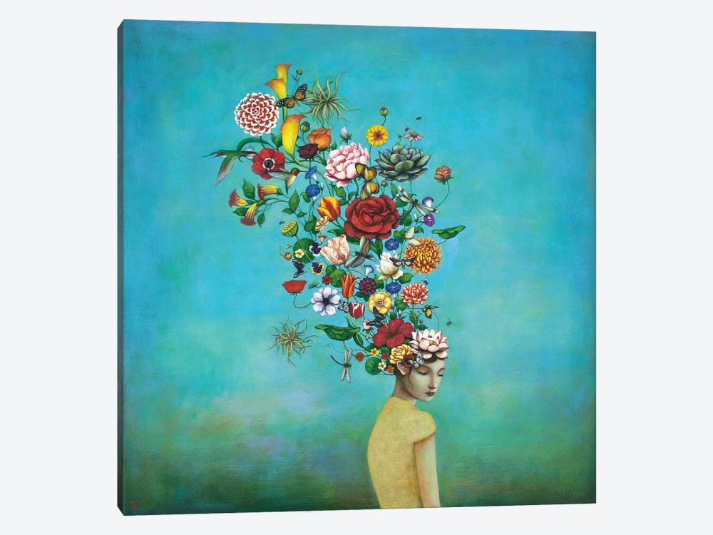 FANTASY ART PRINT Boundlessness in Bloom Duy Huynh