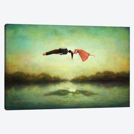 Dreamers Meeting Place Canvas Print #DUY9} by Duy Huynh Canvas Print