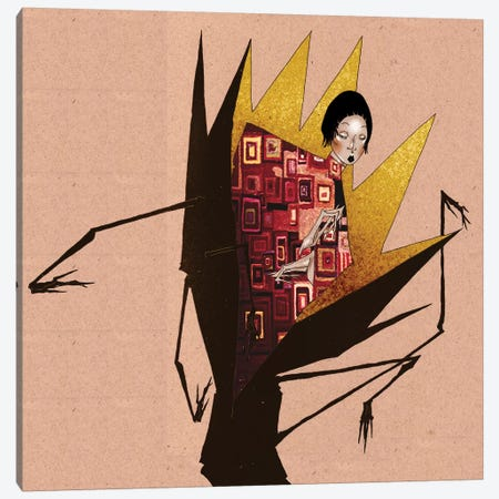Dioneia 3-Piece Canvas #DVA12} by DEMÖ Canvas Art