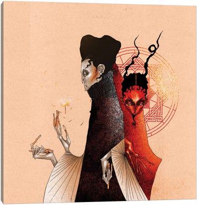 Doctor Faustus Canvas Art Print