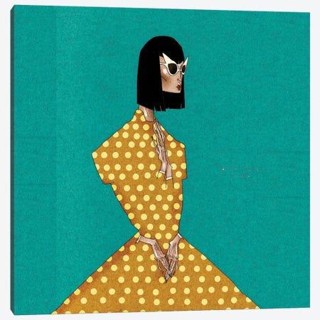 Dot Canvas Print #DVA14} by DEMÖ Art Print